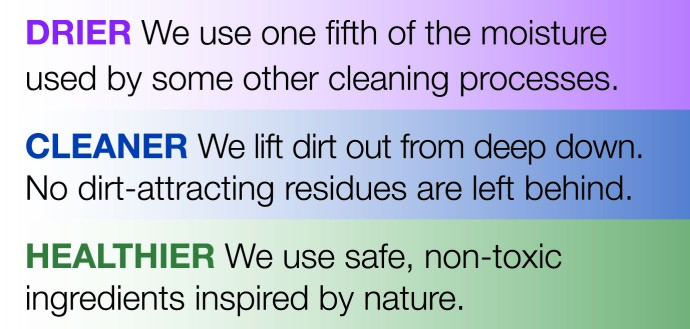 Carpet Cleaning Doncaster Benefits of DoncasterChemDry.co.uk