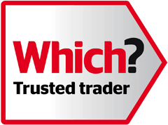 Image of the Which trusted trader logo of Doncaster Carpet Cleaners Chem-Dry.