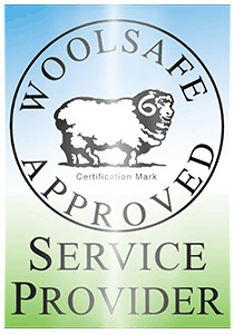Woolsafe Logo Doncaster Carpet Cleaners