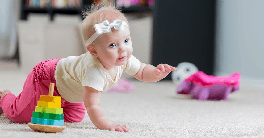Getting Ready for Baby: 4 Home Cleaning Tips
