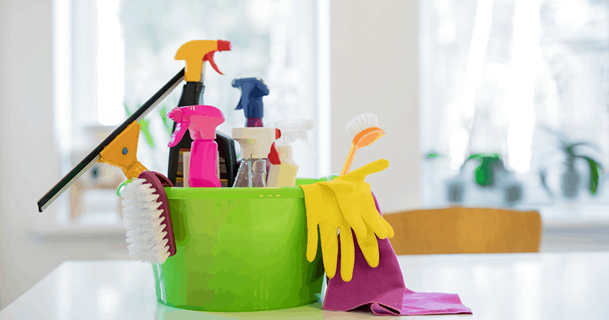 January Cleaning: Start Your Year With A Sparkle!
